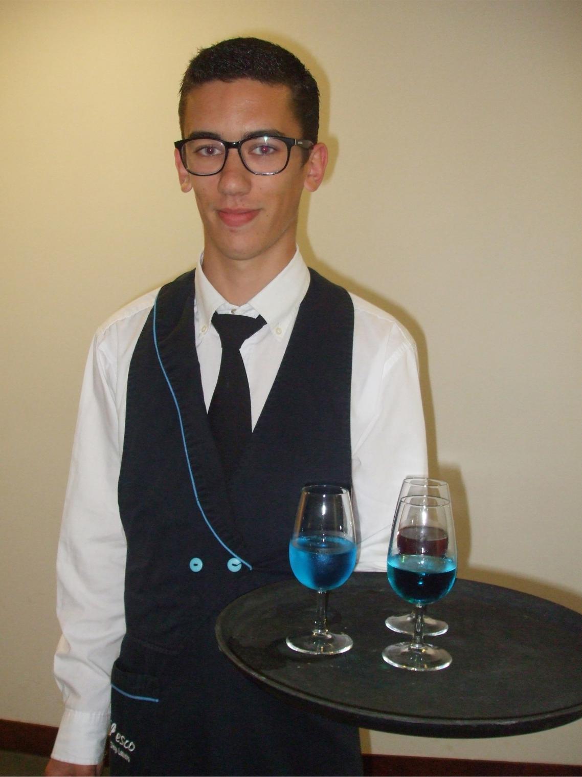 Curso Profissional Técnico de Restaurante / Bar