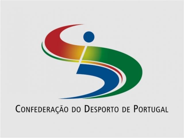 Logo de Confederação do Desporto de Portugal