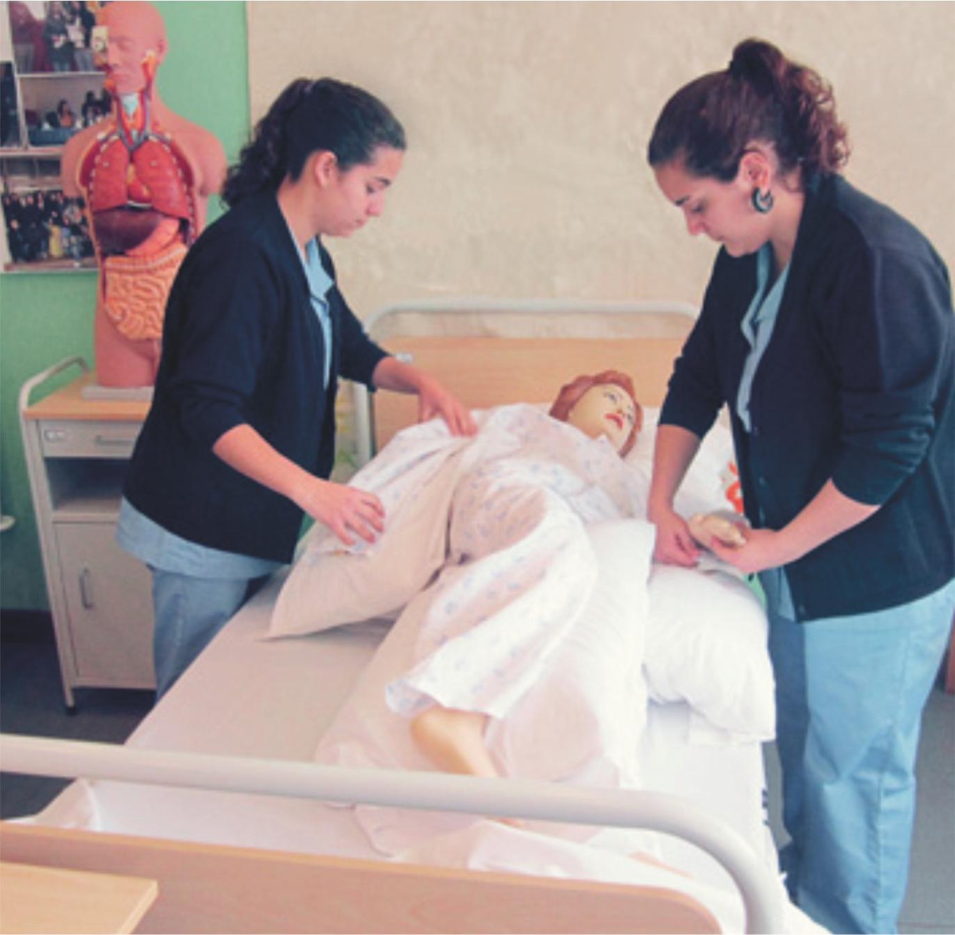 Técnico Auxiliar de Saúde