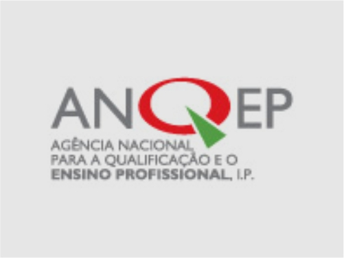 Logo de ANQEP