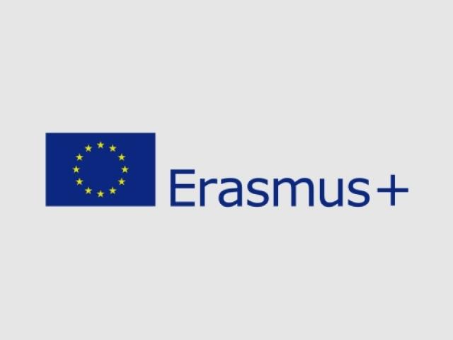 Logo de Eramus+